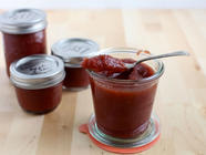Slow Cooker Cranberry Apple Butter found on PunkDomestics.com