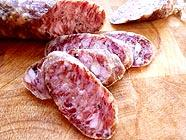 Saucisse Sec &amp; Noix de Jambon