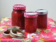 Cranberry Pear Jam found on PunkDomestics.com