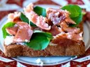 Homemade Hot Smoked Salmon found on PunkDomestics.com
