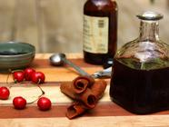 Cherry, Balsamic & Vanilla: Syrup & Leather found on PunkDomestics.com