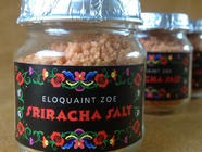 Sriracha Salt found on PunkDomestics.com