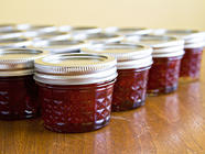 Strawberry & Wine Jam found on PunkDomestics.com
