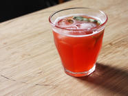 Strawberry Infused Bourbon