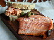 Tea Smoked Trout found on PunkDomestics.com