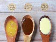 Three Summer Salad Dressings found on PunkDomestics.com