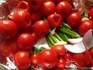 Spicy Red Salsa found on PunkDomestics.com