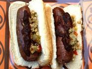 The Perfect Hot Dog found on PunkDomestics.com