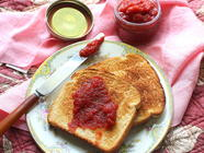 Watermelon Butter found on PunkDomestics.com