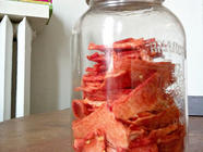 Dehydrated Watermelon and Cantaloupe