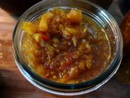 Zucchini Hamburger Relish found on PunkDomestics.com