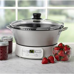 Ball® FreshTECH Automatic Jam & Jelly Maker, found on PunkDomestics.com