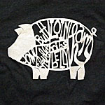 Pig Butchery T-Shirt