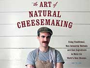 The Art of Natural Cheesemaking by David Asher, found on PunkDomestics.com
