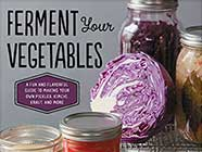 Ferment Your Vegetables by Amanda Feifer, found on PunkDomestics.com