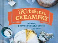 Kitchen Creamery by Louella Hill, found on PunkDomestics.com