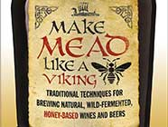 Make Mead Like a Viking by Jereme Zimmerman, found on PunkDomestics.com