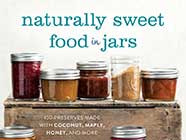 Naturally Sweet Food in Jars, found on PunkDomestics.com