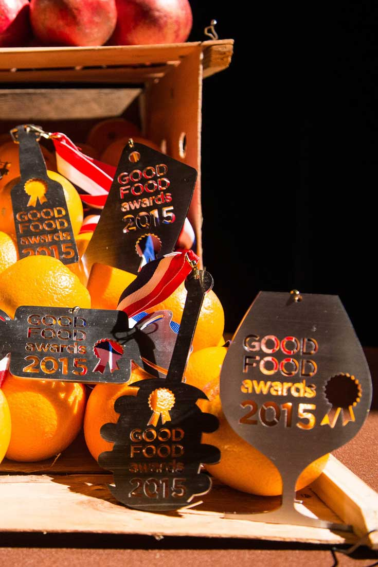 Enter your craft foods in the Good Food Awards, found on PunkDomestics.com