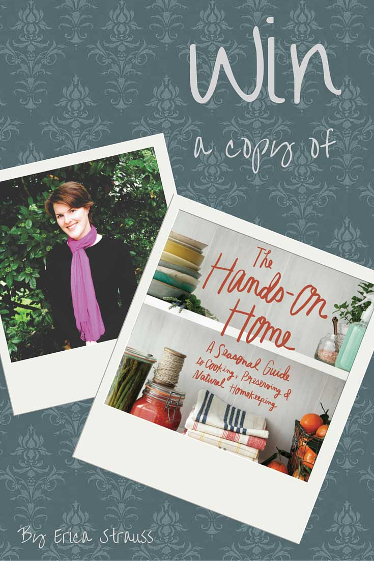 The Hands-On Home by Erica Strauss, found on PunkDomestics.com
