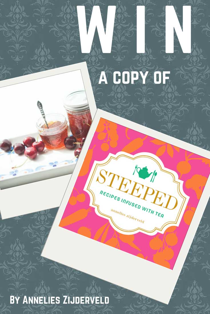 Steeped by Annelies Zijderveld: Review and Giveaway, found on PunkDomestics.com