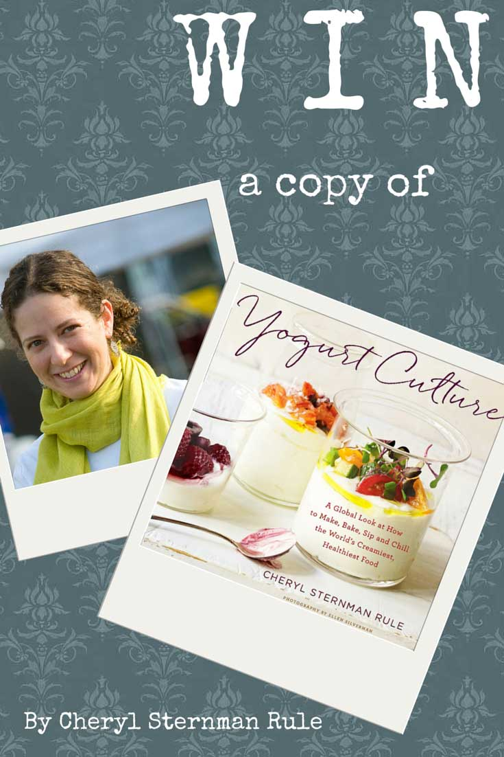 Yogurt Culture by Cheryl Sternman Rule: Review and Giveaway, found on PunkDomestics.com