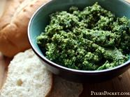 Wild Greens Pesto found on PunkDomestics.com