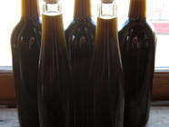 Nocino: Italian Walnut Liqueur found on PunkDomestics.com