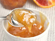 Blood Orange Marmalade with Campari found on PunkDomestics.com