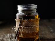 Vanilla Infused Rum found on PunkDomestics.com