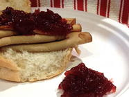 Cranberry Wine Jam found on PunkDomestics.com