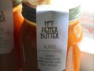 Hot Pepper Butter found on PunkDomestics.com