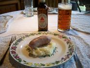Bangers and Mash found on PunkDomestics.com