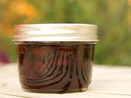 Cherry Jam (Blue Chair Fruit Recipe) found on PunkDomestics.com