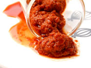 Cherry Tomato, Dried Chilli & Hibiscus Salsa found on PunkDomestics.com