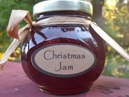 Cranberry Strawberry Jam found on PunkDomestics.com