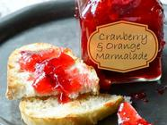 Cranberry and Orange Marmalade found on PunkDomestics.com