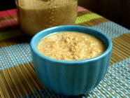 Homemade Whole Grain Mustard found on PunkDomestics.com