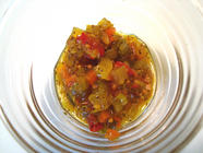 Chow-Chow Relish found on PunkDomestics.com