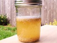 Sesame-Honey Vodka found on PunkDomestics.com