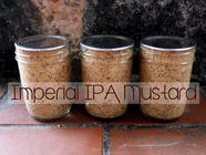 Imperial IPA Mustard found on PunkDomestics.com