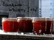 Cinnamon Whiskey Jelly found on PunkDomestics.com