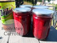 Bloody Mary Carrots found on PunkDomestics.com