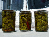 Sweet Pickled Fiddlehead Ferns found on PunkDomestics.com
