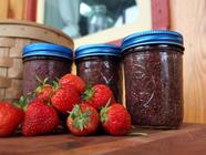 Strawberry Whole Grain Mustard found on PunkDomestics.com