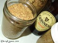 Spicy Guinness Mustard  found on PunkDomestics.com