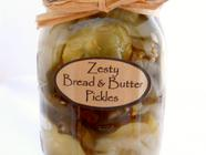 Zesty Bread & Butter Pickles found on PunkDomestics.com