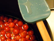 Sour Cherry Lime Rickey Jam found on PunkDomestics.com