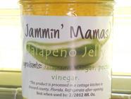 Jammin' Mamas Jalapeno Jelly found on PunkDomestics.com