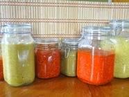 Pepper Mash and Chili Sauce found on PunkDomestics.com